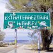 E.T. Highway — Stock Photo