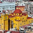Stock Photo: Mexican Colonial Architecture