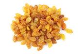 Pile of raisins — Stock Photo