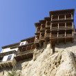 Stock Photo: Hanging houses, Cuenca, Castile-LMancha, Spain