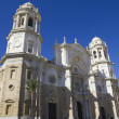 Stock Photo: Ancient Cathedral on Cadiz.