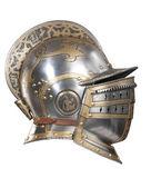 Iron helmet — Stock Photo