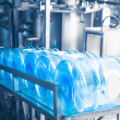 Water production line — Stock Photo