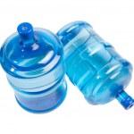 Big bottles of water — Stock Photo