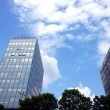 Stock Photo: Office blocks in Poznan