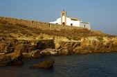 православная церковь в закинф, остров — Стоковое фото