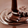 ������, ������: Hot pouring chocolate