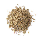 Heap of cumin — Stock Photo
