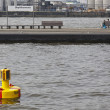 Yellow buoy — Stock Photo #12281190