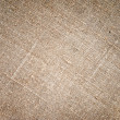 Stock Photo: Texture of an old dirty potato sack