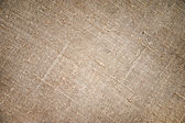 Texture of an old dirty potato sack — Stock Photo