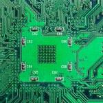 Computer electronic circuit — Stock Photo #11648928