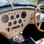Classic Sports Car Dashboard — Stock Photo #11307808