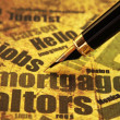 Stock Photo: Mortgage