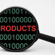 Stock Photo: Products