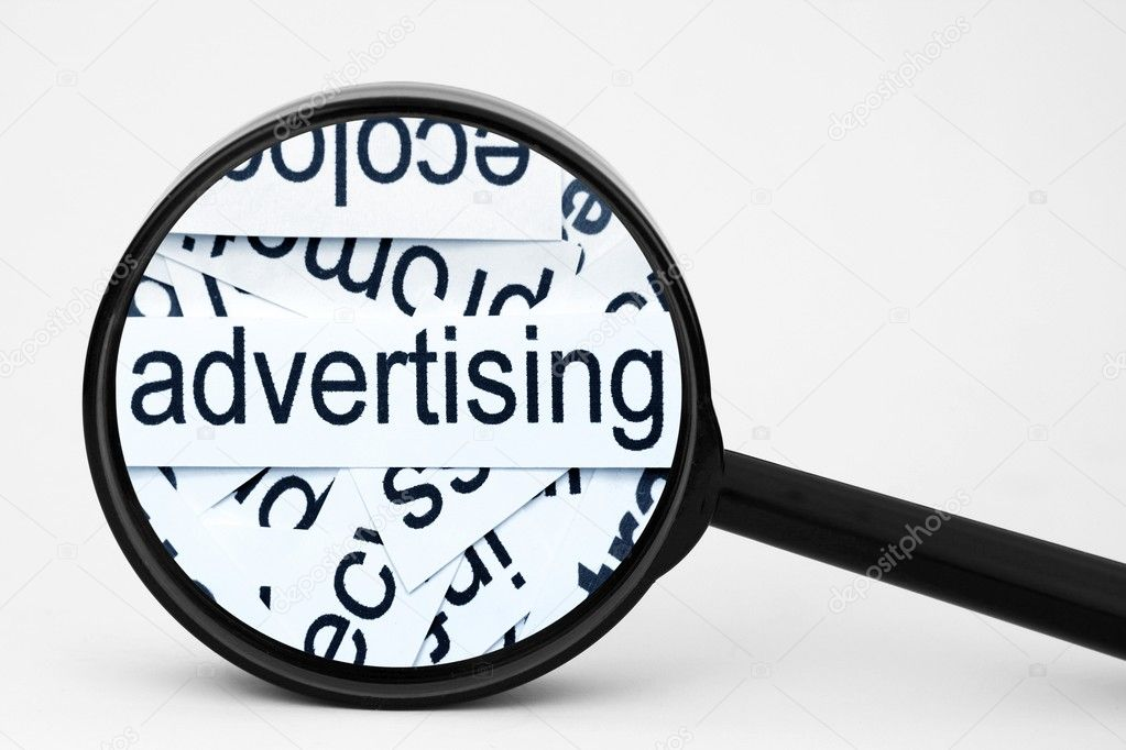 Advertising — Stock Photo #11349443