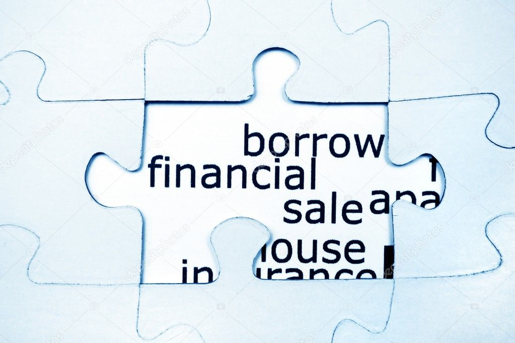 Borrow financial sale — Stock Photo #11349465