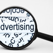 Advertising — Stock Photo #11471730