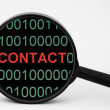 Contact — Stock Photo #11471737