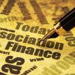 Finance — Stock Photo #11471743