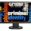 Web criminal — Stock Photo #11769398