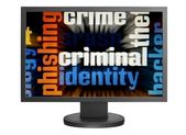 Web criminal — Stockfoto