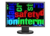 Web safety — Stock Photo