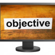 Objective — Stock Photo #11926360