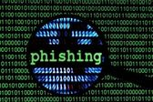 Phishing — Foto Stock