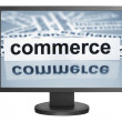 Commerce — Stock Photo