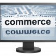 Commerce — Stock Photo #12256529