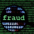 Stock Photo: Fraud concept