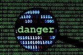 Danger concept — Stock Photo