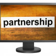 Partnership — Stock Photo #12298733