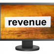 Revenue — Stock Photo