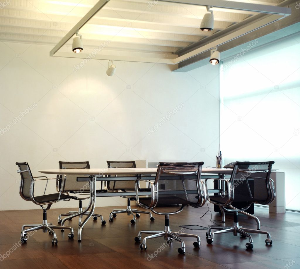 Meeting room — Stock Photo #11155877