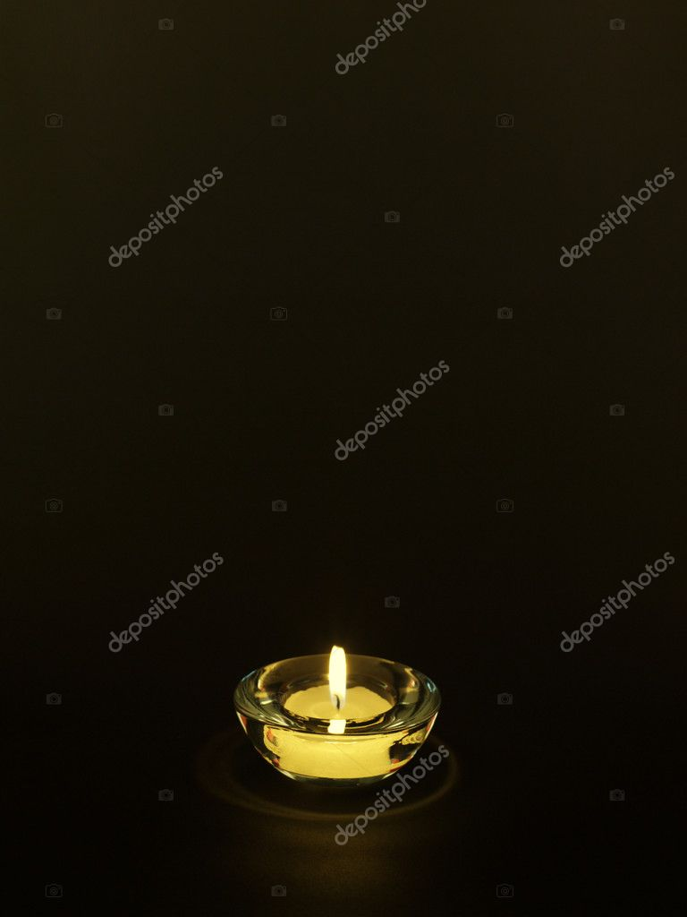 Christmas candle  Stock Photo #11876685