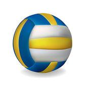 Volleyball ball — Stock Vector