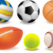 Ball set — Stock Vector #11116114