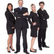 Group of business together — Stock Photo #10863039