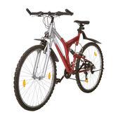 Photo of a mountain bike — Stock Photo