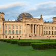 Reichstag, Berlin, Germany,, — Stock Photo