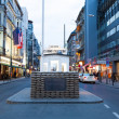 Stock Photo: Checkpoint Charlie, Berlin, Germany,,