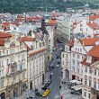 Old Town Square (Staré město), Prague,,, — Stock Photo