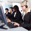 Customer service support — Stock Photo #11453382