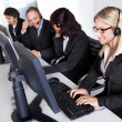 Stock Photo: Customer service support