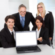 Group of business at the meeting — Stock Photo #11453401