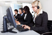 Customer service support — Stok fotoğraf
