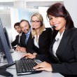 Royalty-Free Stock Photo: Customer service support