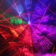 Disco and laser show — Stock Photo #10881317